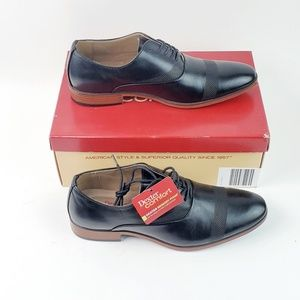 Dexter Comfort memory foam Oxford black